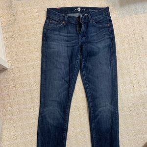 7 for mankind jeans Roxanne
